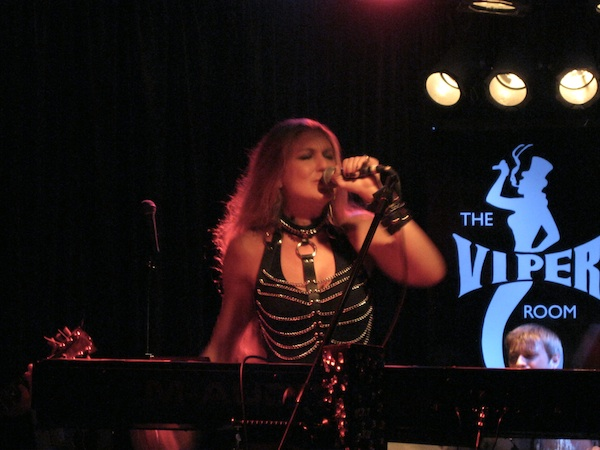 From the practice room to the stage at the Viper Room-Rob Mullins students excel.