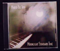 Mario Tse Jazz Piano CD Produced by Rob Mullins