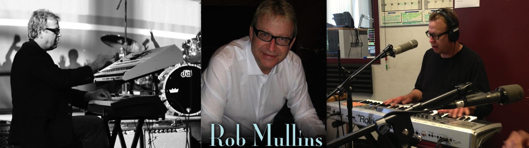 Rob Mullins performer composer producer